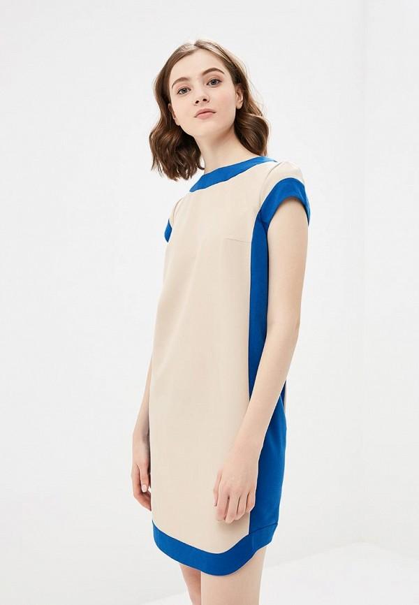 женское платье xarizmas, бежевое