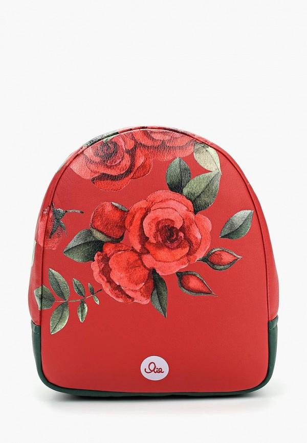 Купить Рюкзак Я+я, MP002XW19HAI, красный, Осень-зима 2018/2019