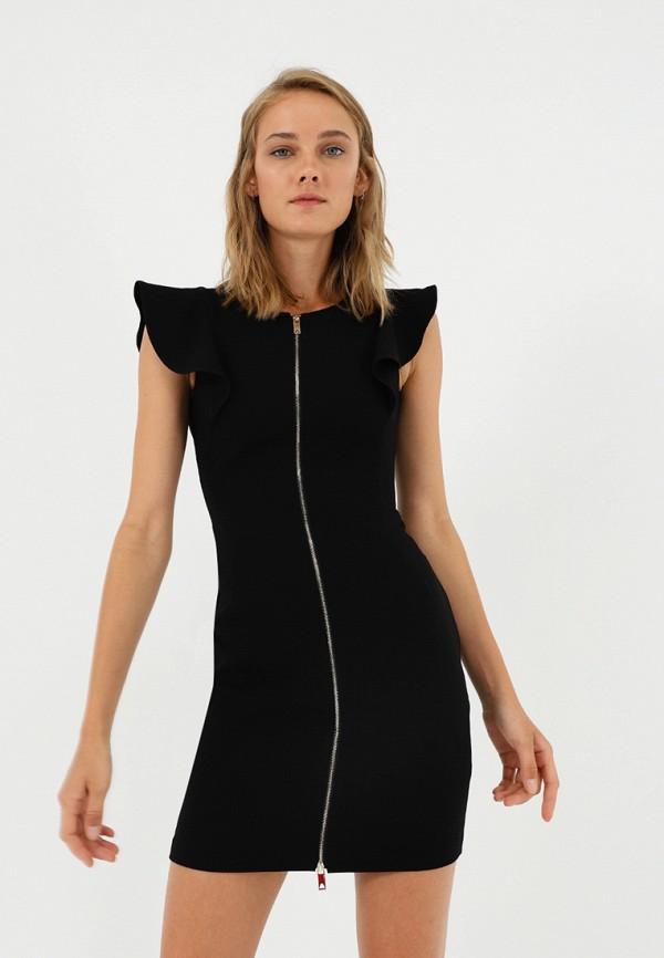 Купить Платье Lime, mp002xw19hfp, черный, Осень-зима 2018/2019