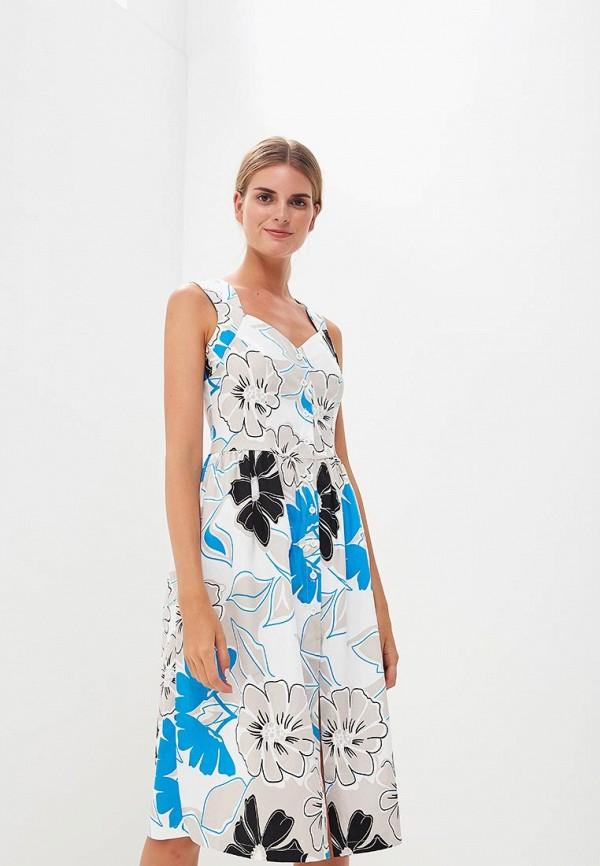 Фото - Женское платье Gorchica бежевого цвета