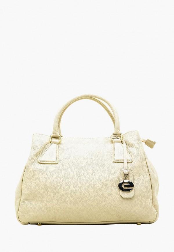 женская сумка edmins, бежевая