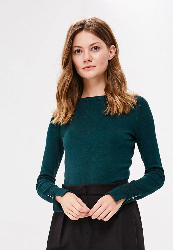Купить Джемпер Incity, MP002XW19HTV, зеленый, Осень-зима 2018/2019