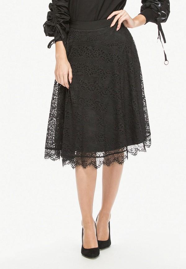 женская юбка cavo, черная