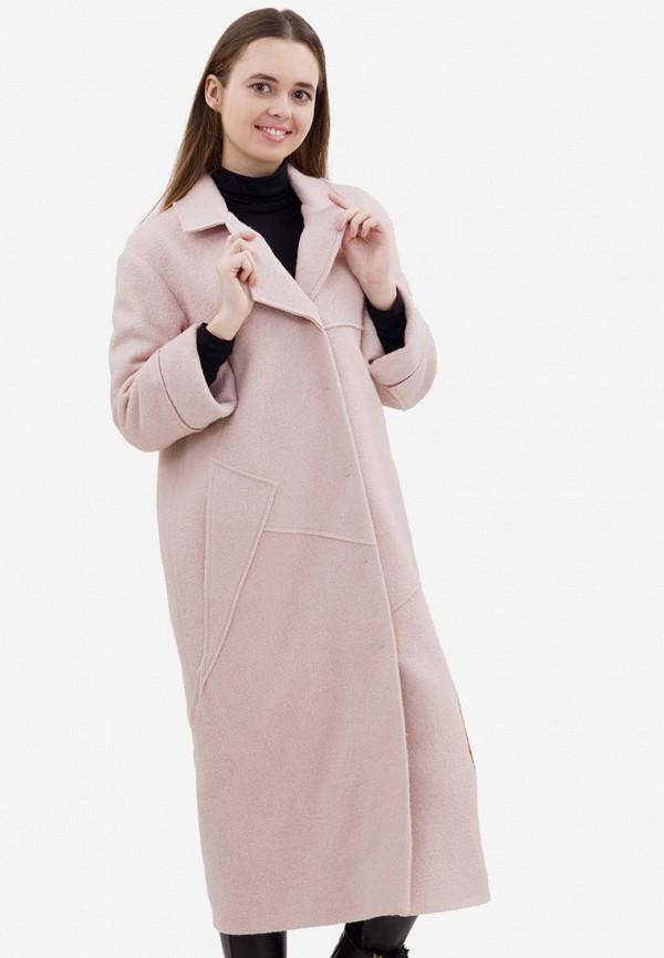 женское пальто pavel yerokin, бежевое