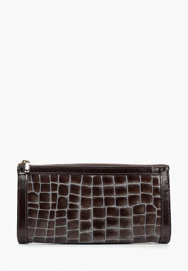 женский кошелёк franchesco mariscotti, серый