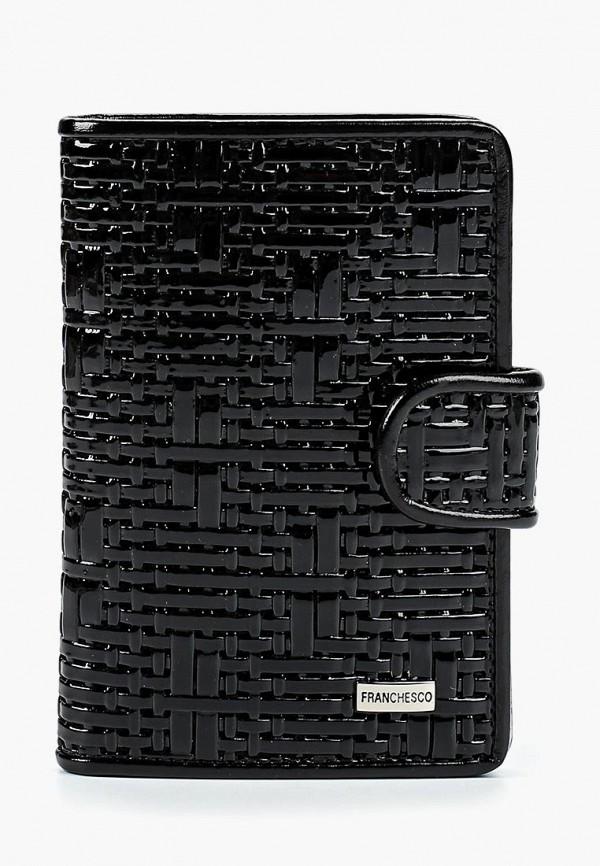 Купить Обложка для документов Franchesco Mariscotti, MP002XW19I6W, черный, Весна-лето 2018