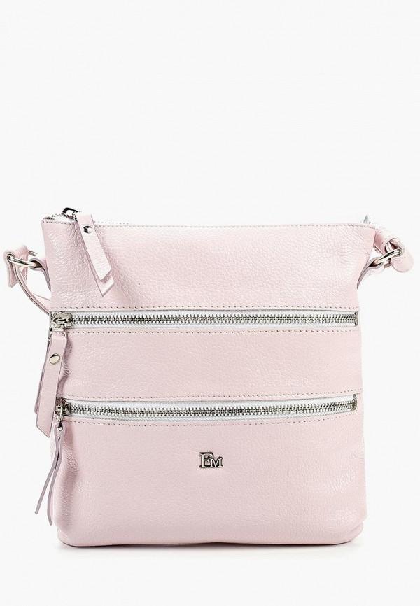 Купить Сумка Franchesco Mariscotti, mp002xw19i7l, розовый, Весна-лето 2018