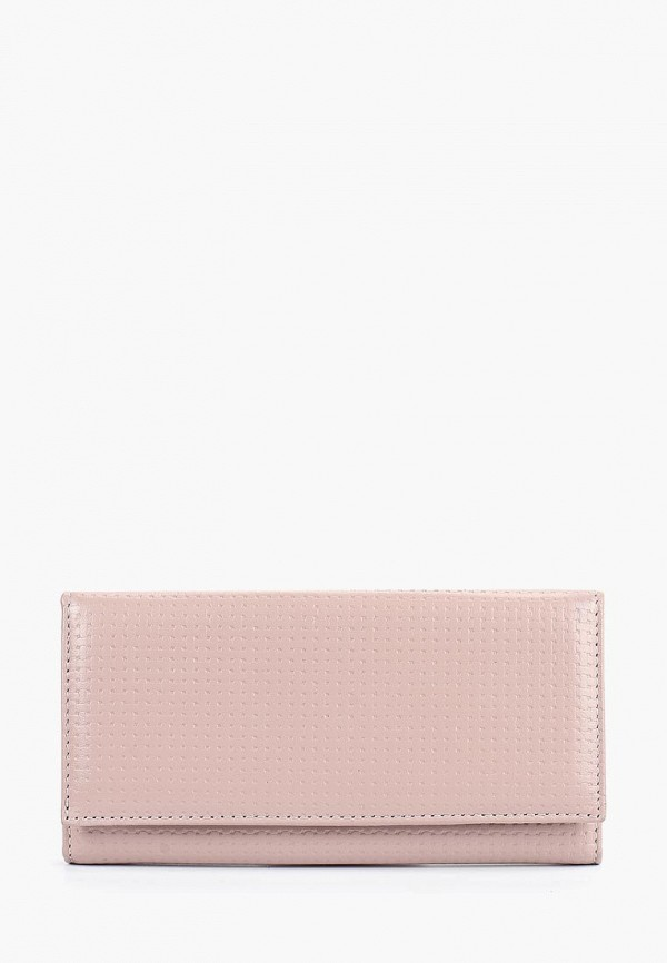 женский кошелёк franchesco mariscotti, розовый