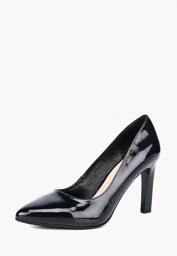 женские туфли lisette, синие