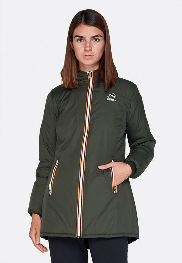 женская куртка lotto, разноцветная