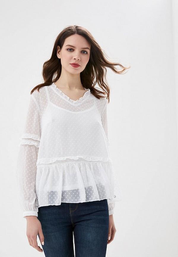 женская блузка top secret, белая