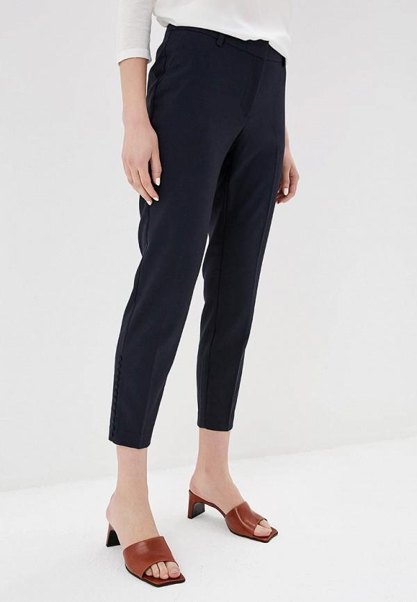 женские классические брюки top secret, синие