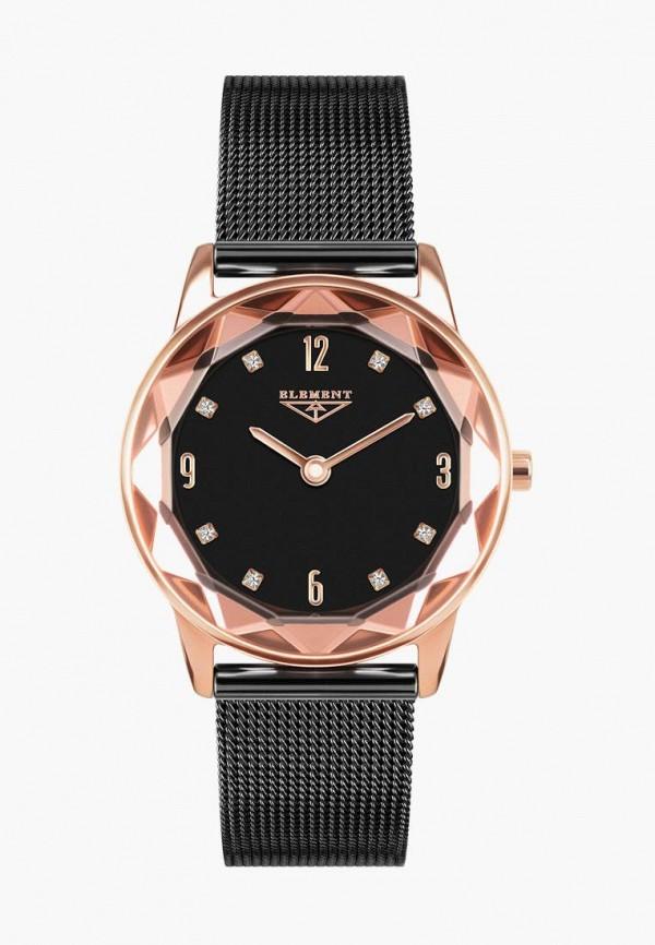 женские часы 33 element, черные