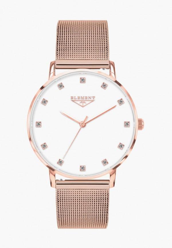 женские часы 33 element, золотые
