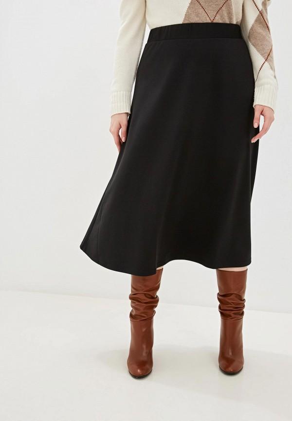 Купить Женскую юбку Svesta черного цвета