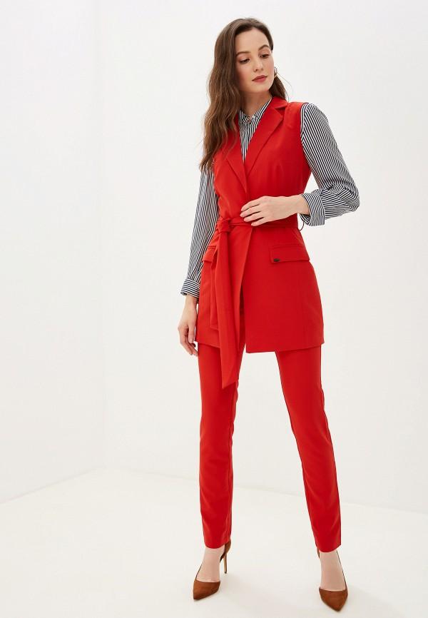 женский костюм bezko, красный