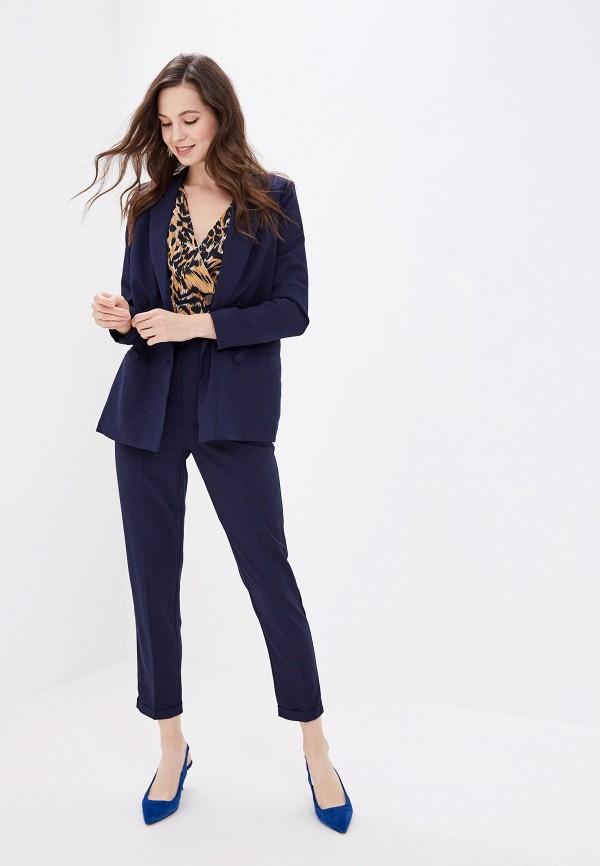 женский костюм avemod, синий