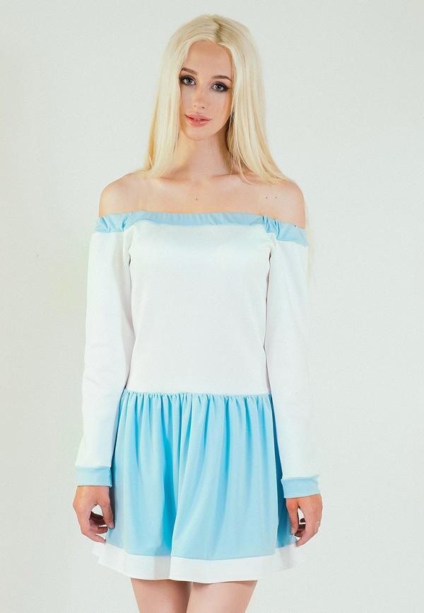 мужское повседневные платье подіум, голубое