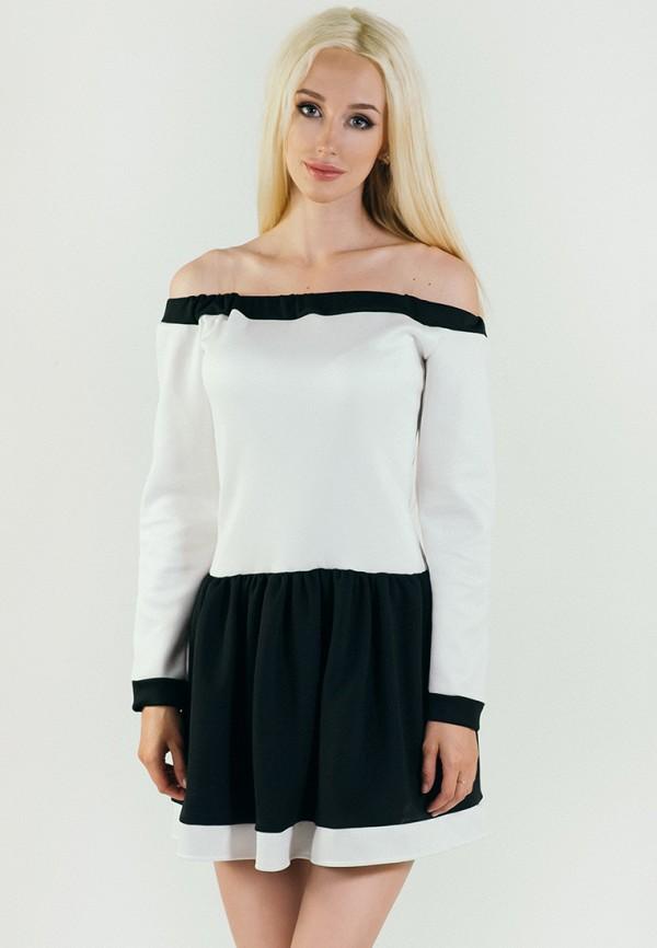 мужское повседневные платье подіум, белое