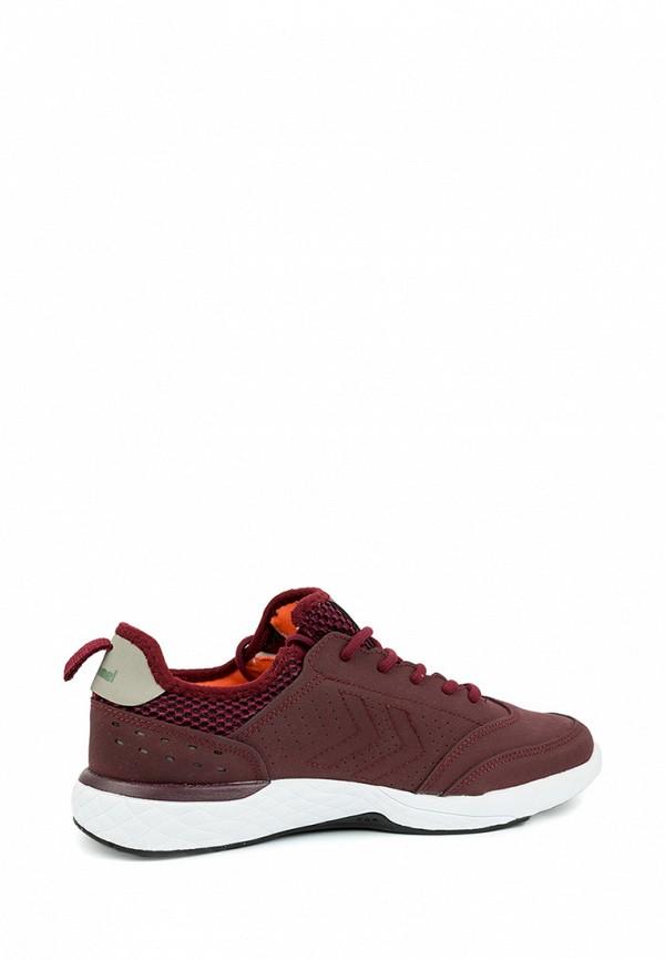 Фото 17 - женские кроссовки Hummel бордового цвета
