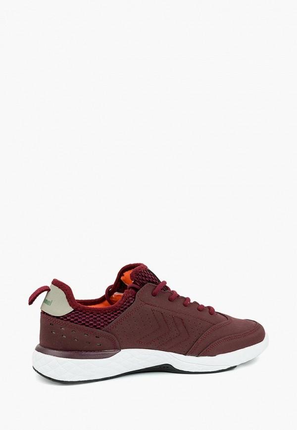 Фото 22 - женские кроссовки Hummel бордового цвета