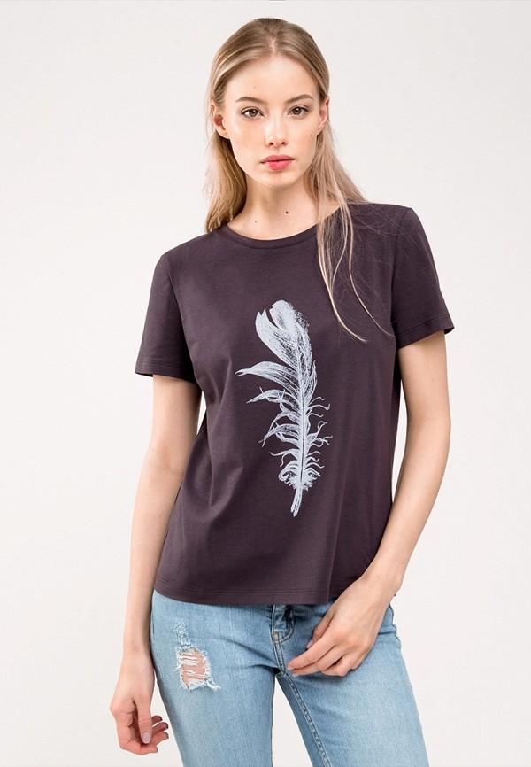 мужская футболка с коротким рукавом gee!, серая