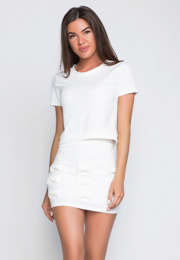 Комплект футболка и юбка Gepur