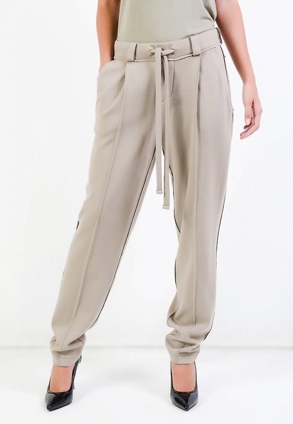 мужские зауженные брюки kriza, бежевые