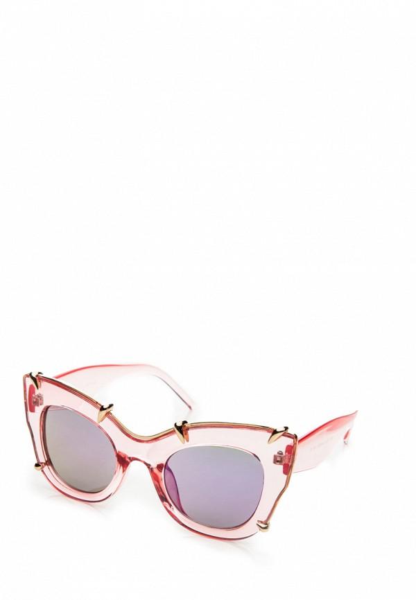 женские солнцезащитные очки gepur, розовые