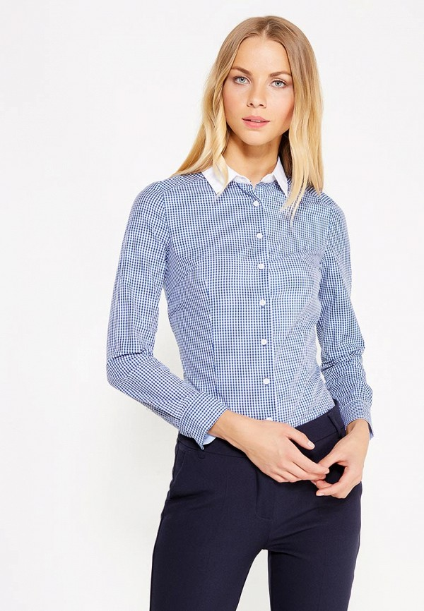 Купить Рубашка Marimay, MP002XW1AC0M, голубой, Осень-зима 2017/2018
