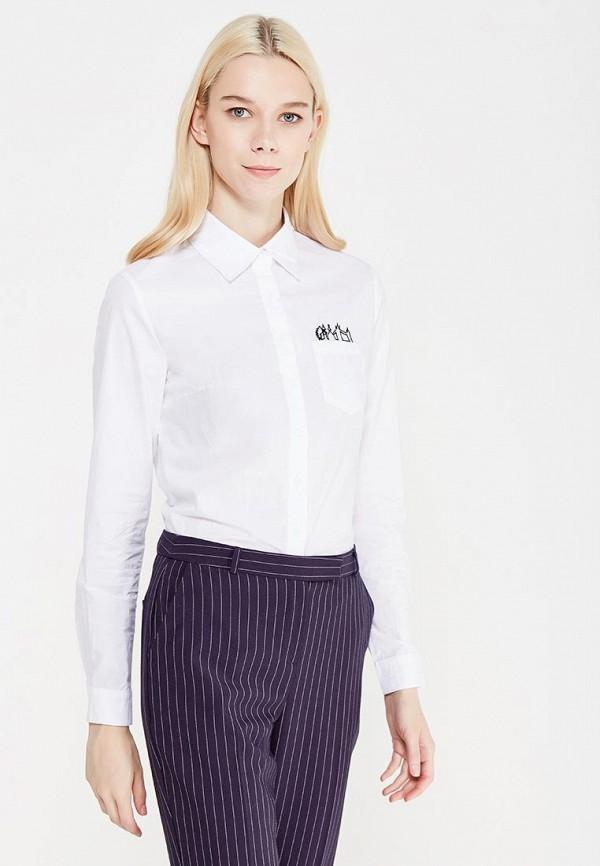 Купить Рубашка Marimay, mp002xw1ac0u, белый, Весна-лето 2019