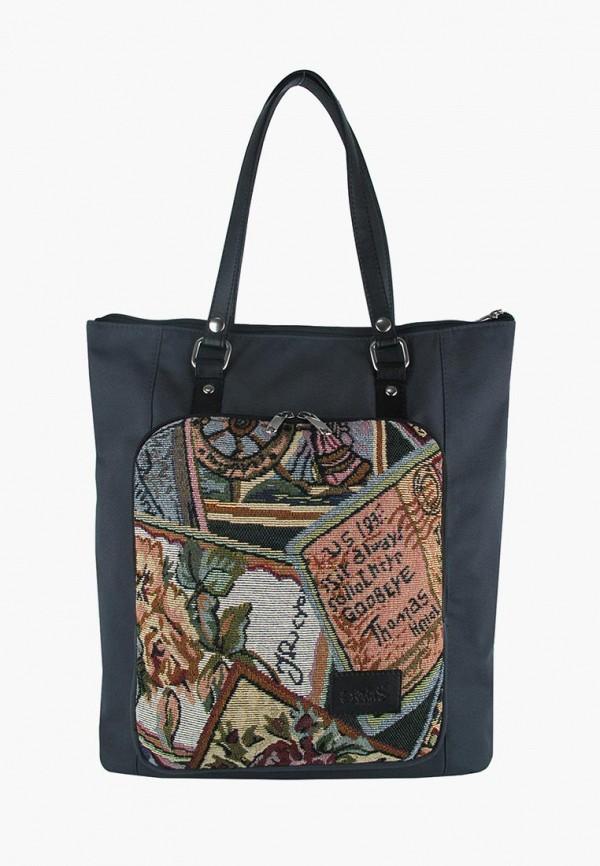 мужская сумка exodus, разноцветная