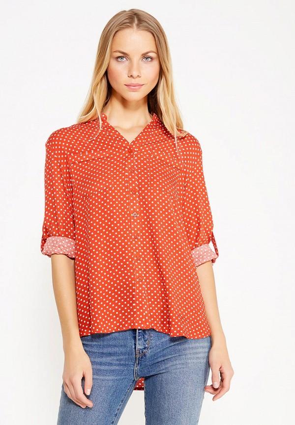Купить Рубашка Marimay, mp002xw1ac2e, красный, Весна-лето 2019