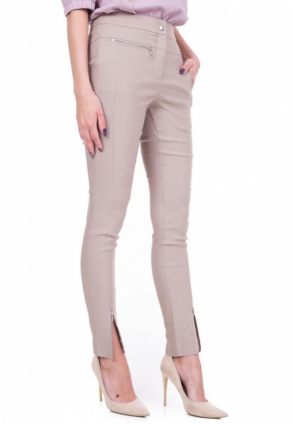 мужские зауженные брюки bialcon, бежевые