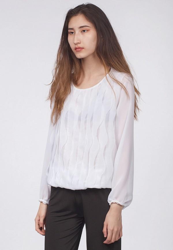 мужская блузка omero, белая