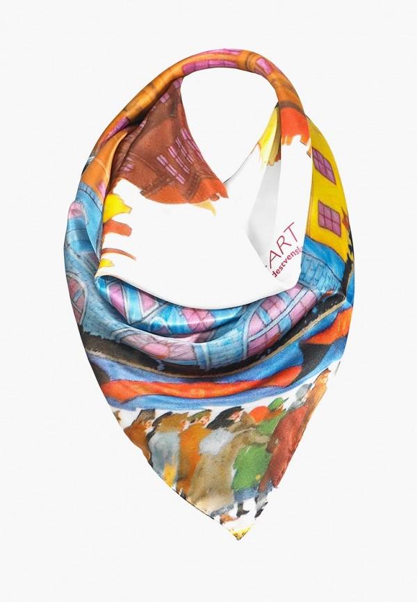 Купить Платок ROB-ART, MP002XW1AEC1, разноцветный, Осень-зима 2017/2018