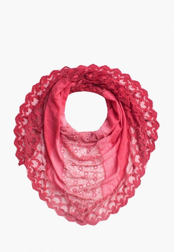 женский платок le motif couture, красный