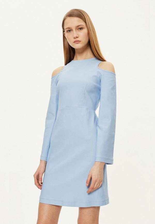 Платье джинсовое Base Forms Base Forms MP002XW1AEUC платье base forms base forms mp002xw1b3e1