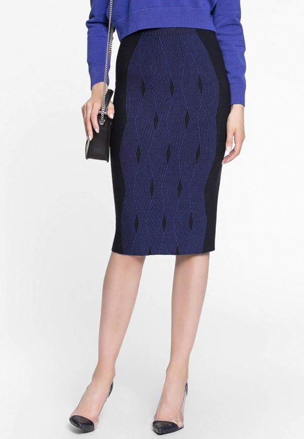 мужская прямые юбка jacote, синяя