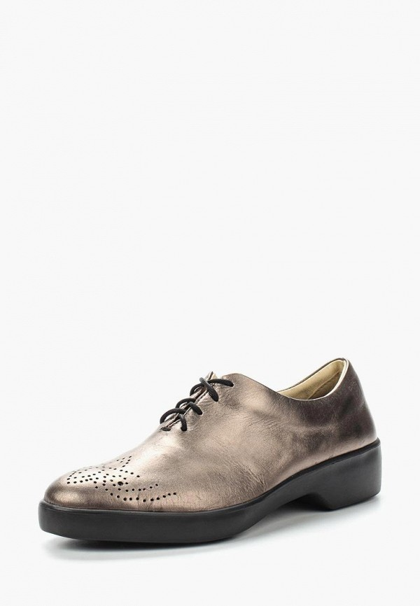 Ботинки Poblenou, MP002XW1AFTX, золотой, Осень-зима 2017/2018  - купить со скидкой