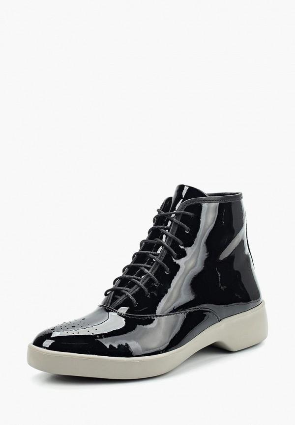 Ботинки Poblenou, mp002xw1afue, черный, Весна-лето 2019  - купить со скидкой