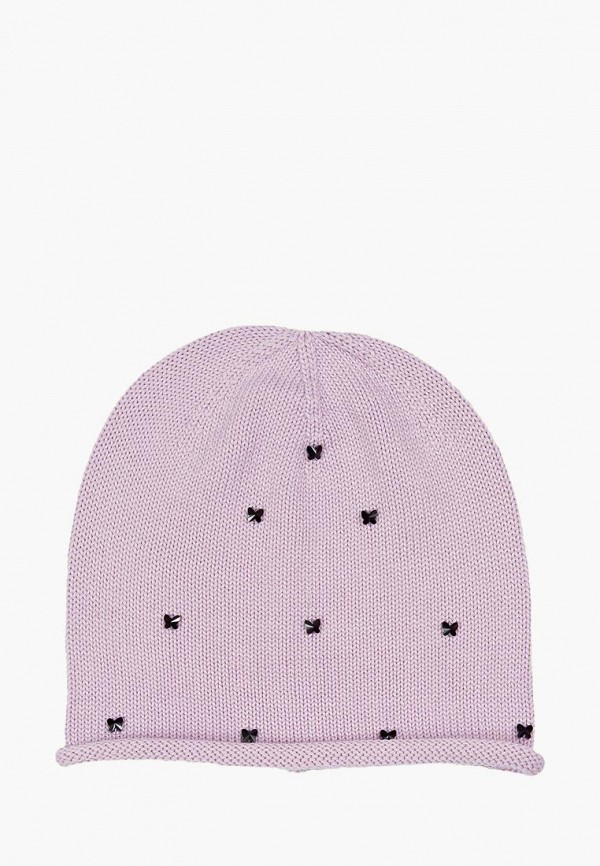 женская шапка freespirit, фиолетовая