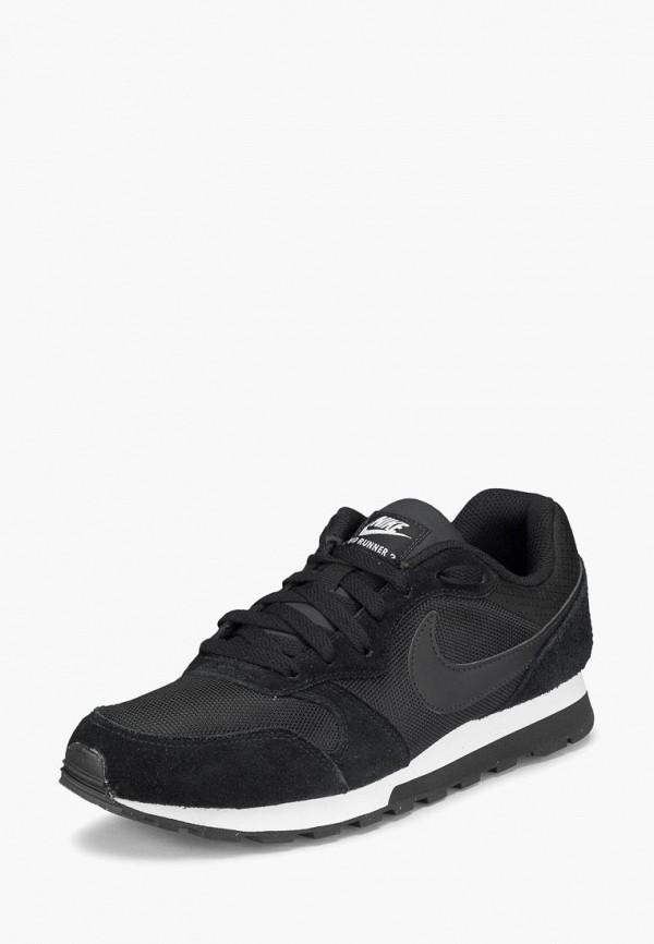 Купить Кроссовки Nike, WMNS NIKE MD RUNNER 2, mp002xw1agxe, черный, Осень-зима 2018/2019