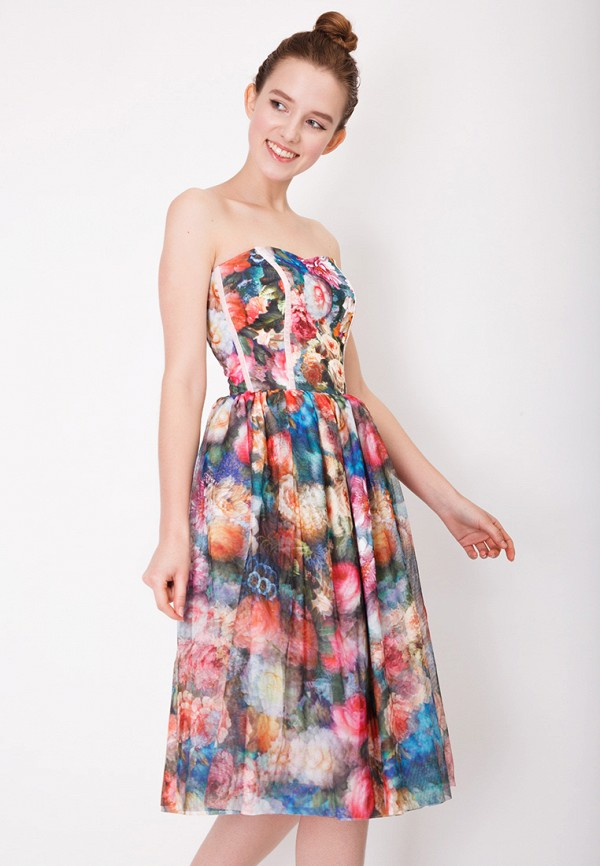 Платье Katya Erokhina Katya Erokhina MP002XW1AHGU костюм katya erokhina katya erokhina mp002xw1aljf