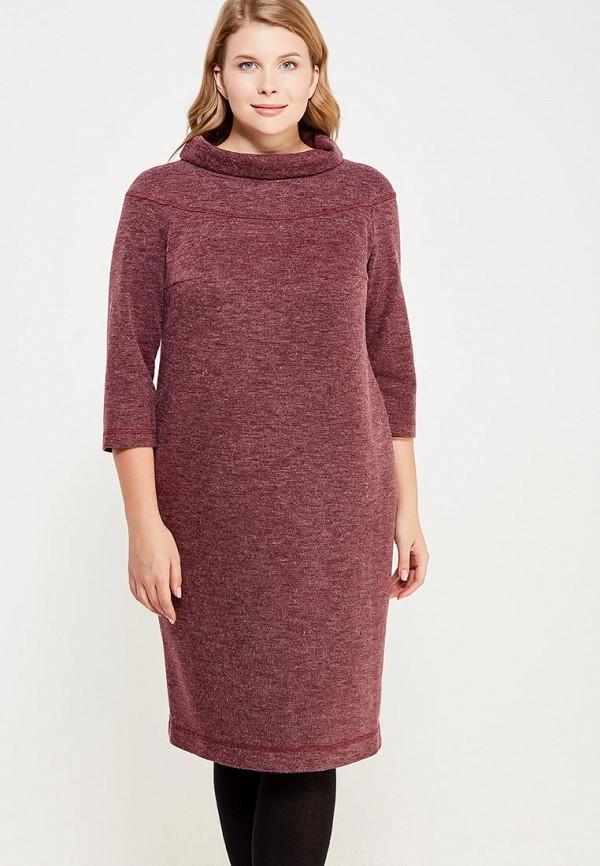 Купить Платье Larro, mp002xw1ahl2, бордовый, Осень-зима 2018/2019