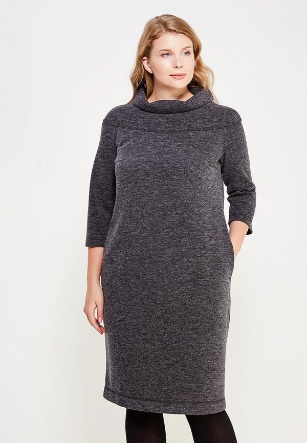 Купить Платье Larro, mp002xw1ahl4, серый, Осень-зима 2018/2019