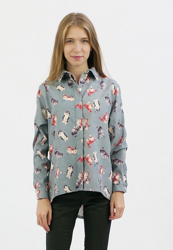 Рубашка Monoroom Monoroom MP002XW1AHTP платье monoroom monoroom mp002xw1au6x