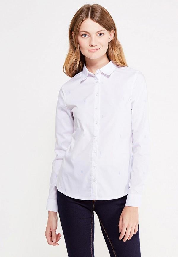 Рубашка Marimay, mp002xw1ahzg, белый, Весна-лето 2019  - купить со скидкой