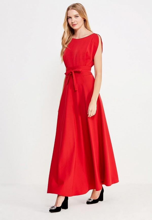 Платье be in... be in... MP002XW1AI37 be nice красный цвет