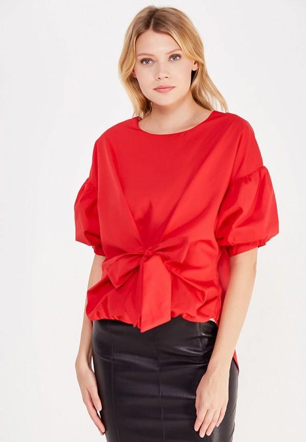 Блуза be in... be in... MP002XW1AI4F be nice красный цвет